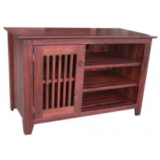 Manilla 1140w 1 Door 2 Shelf TV Unit